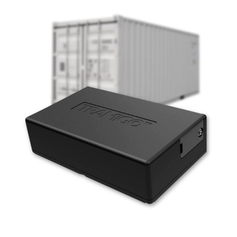 Hållbar containerspårare Tramigo Magnum