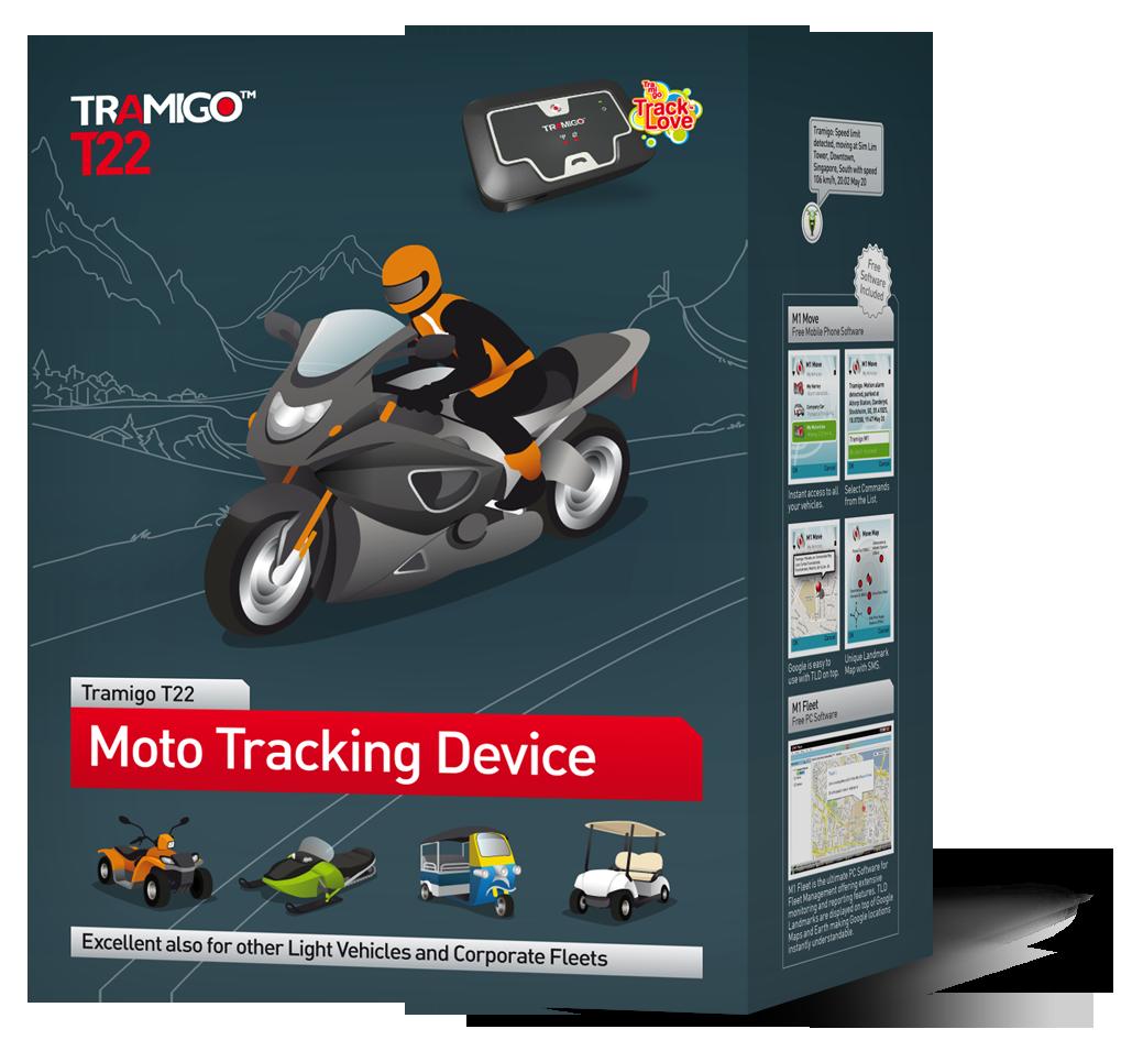 Tramigo T22 Moto